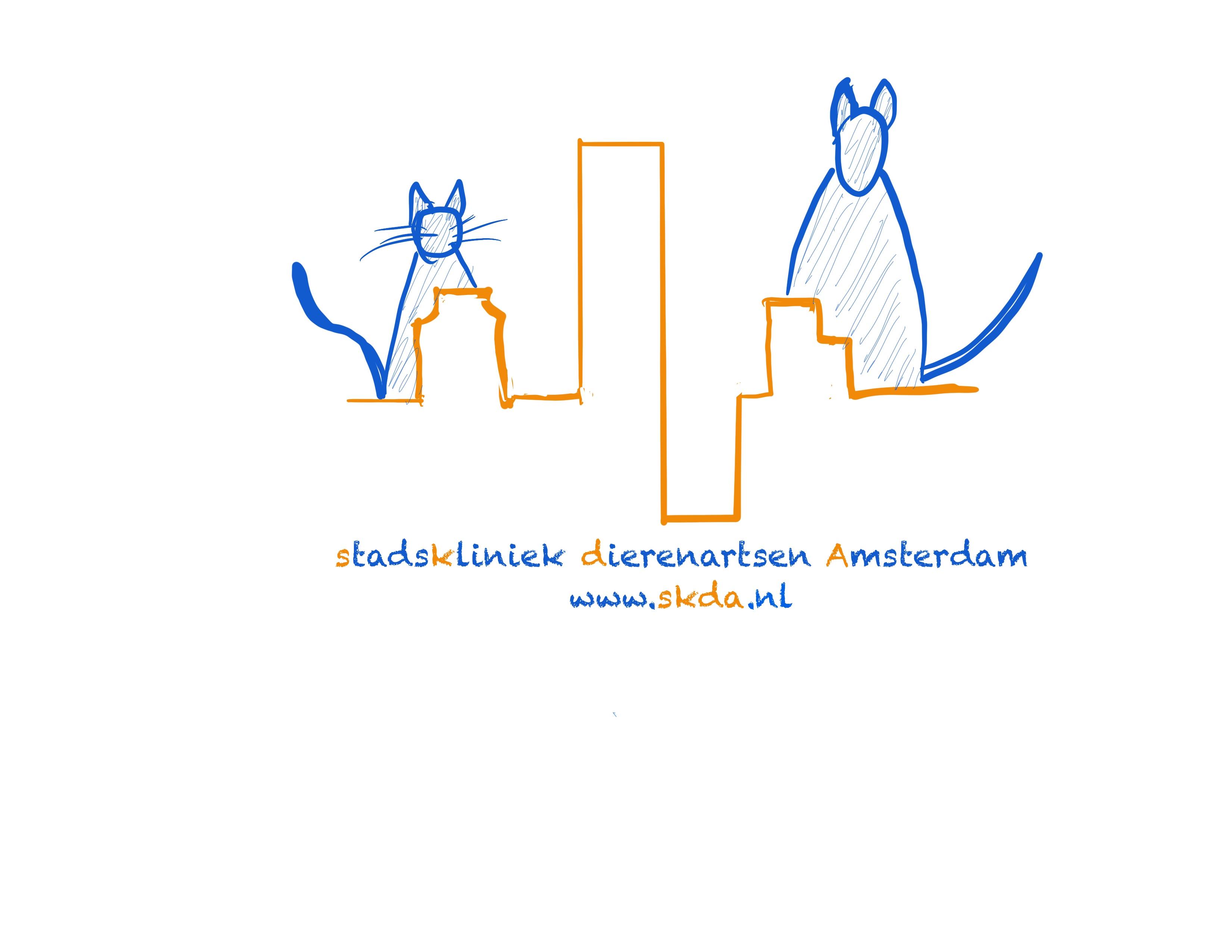 Stadskliniek dierenartsen Amsterdam