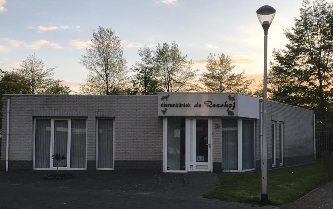 Dierenkliniek de Reeshof